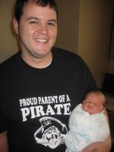 parent of pirate