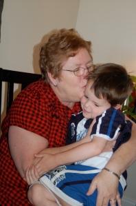 A little bit of love for Nanna!