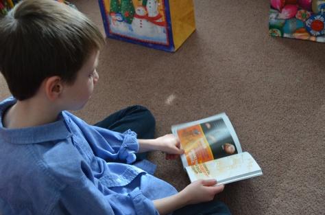 daniel reads